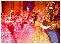 Disneys Hollywood Studios - Sunset Boulvard - Beauty and the Beast - Live on Stage