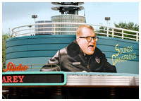 Disneys Hollywood Studios - Echo Lake - Sounds Dangerous with Drew Carey