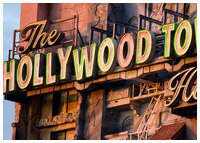 Disneys Hollywood Studios - Sunset Boulvard - The Twilight Zone Tower of Terror