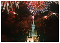 Disneys Magic Kingdom - Entertainment - Disney's Celebrate America!