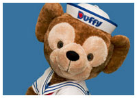 Disney's Epcot - Entertainment - Duffy the Disney Bear at Epcot