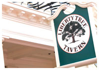 Disneys Magic Kingdom - Dining - Liberty Tree Tavern