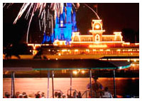 Disneys Magic Kingdom - Tours - Pirates and Pals Fireworks Voyage