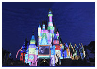 Disneys Magic Kingdom - Entertainment - The Magic, The Memories and You!