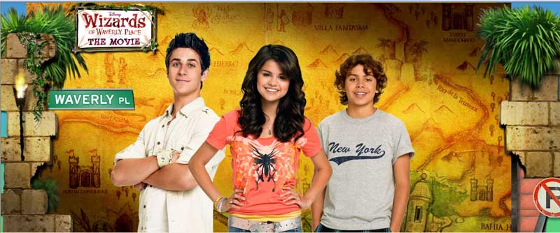 Wizards of Waverly Place the movie - Caribe Paradise Resort